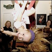 Zoe Isadora, Melina's Circus Kid