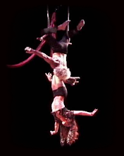 Melina and Sacha's Trapeze Duet