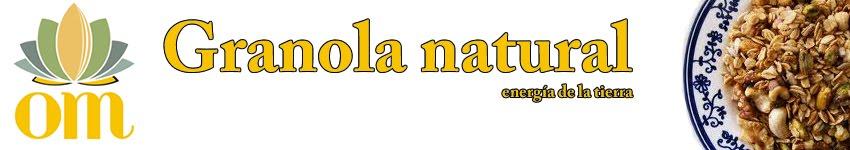 Granola Natural Om