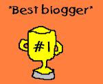 <b>Best Blogger</b>