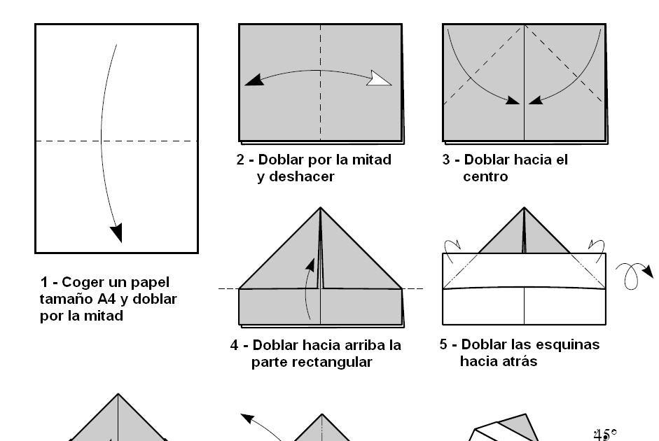 Papiroflexia para tods el barquito de papel y la camiseta del capitan thecheapjerseys Choice Image