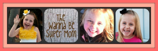 The Wanna Be Super Mom