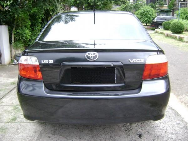 Jual-Beli-Sewa Mobil Malang Raya: Dijual Toyota Vios Sedan ...