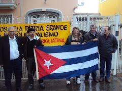 Em defesa do povo Cubano e do Socialismo