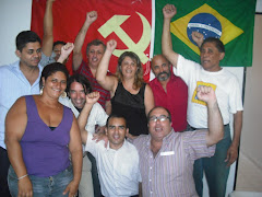 CAMARADAS DO PCDOB E COMPANHEIROS DO PT