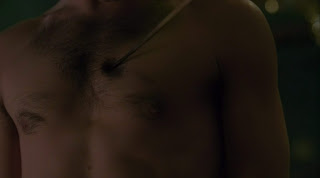 Zachary Quinto Shirtless on Heroes s4e13