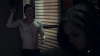 Rick Otto Shirtless on Dollhouse s2e11