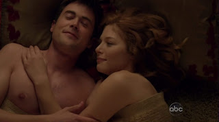 Matt Long Shirtless on The Deep End s1e01