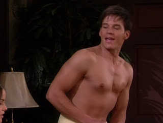 Mark Hapka Shirtless on Days of Our Lives 20100219
