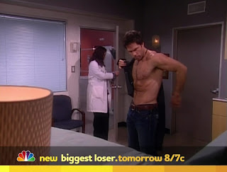 Shawn Christian Shirtless on Days of Our Lives 20100405