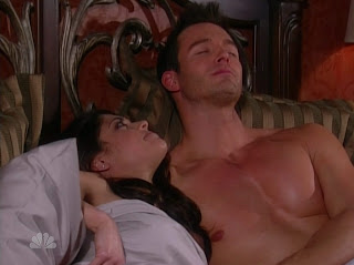 Eric Martsolf Shirtless on Days of Our Lives 20100412