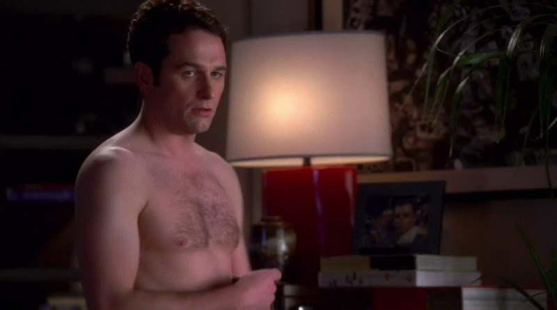 Matthew Rhys Shirtless on Brothers and Sisters s4e21