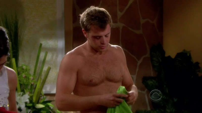 Billy Miller on The Young and the Restless 20100517
