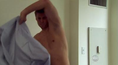 Phil Kayden Shirtless on the Bachelorette s6e01