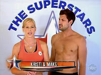 Maksim Chmerkovskiy Shirtless the Superstars