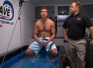 Travis Stork Shirtless on The Doctors
