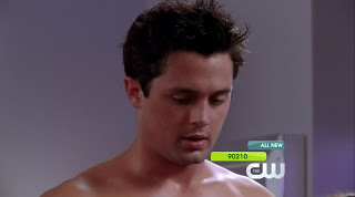 Stephen Colletti Shirtless on One Tree Hill s7e06