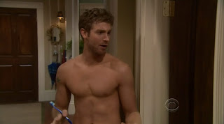 Jon Foster Shirtless on Accidentally on Purpose s1e09