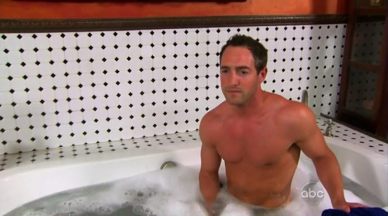 John Crivello Shirtless on The Bachelorette s6e03