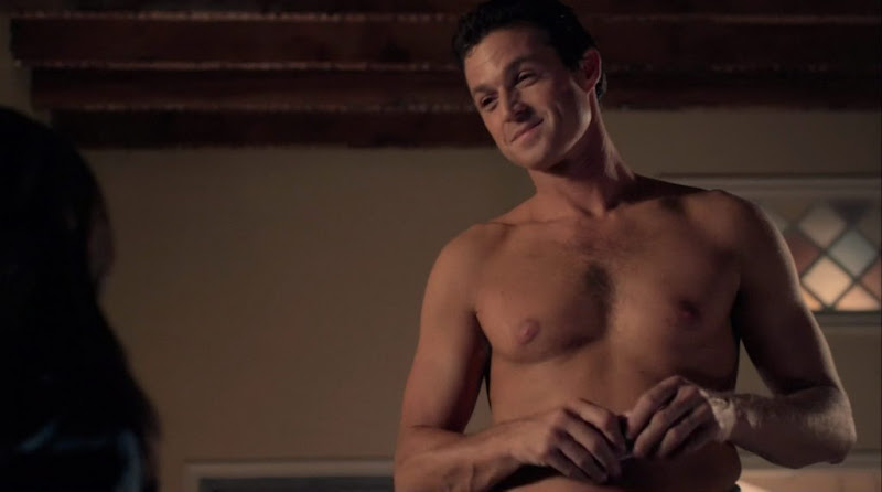 Eric Close Shirtless on Seven Deadly Sins