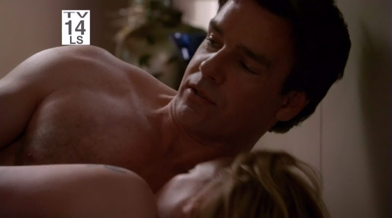 David James Elliott Shirtless on Scoundrels s1e1