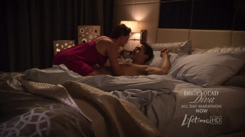 Jackson Hurst Shirtless on Drop Dead Diva s1e12