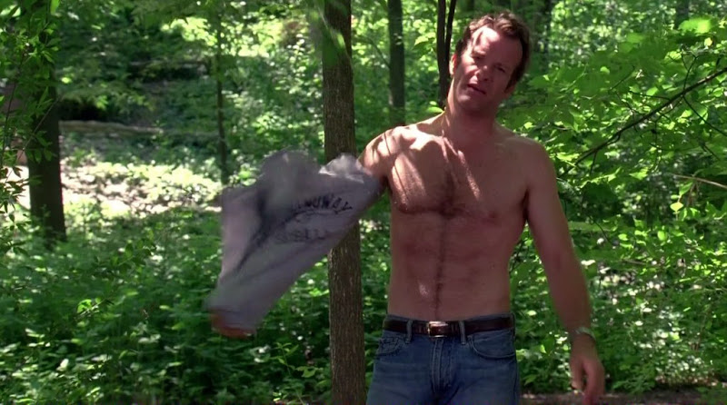 Thomas Jane Shirtless on Hung s2e06