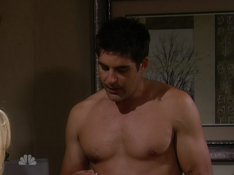 Galen Gering Shirtless on Days of Our Lives 20100903