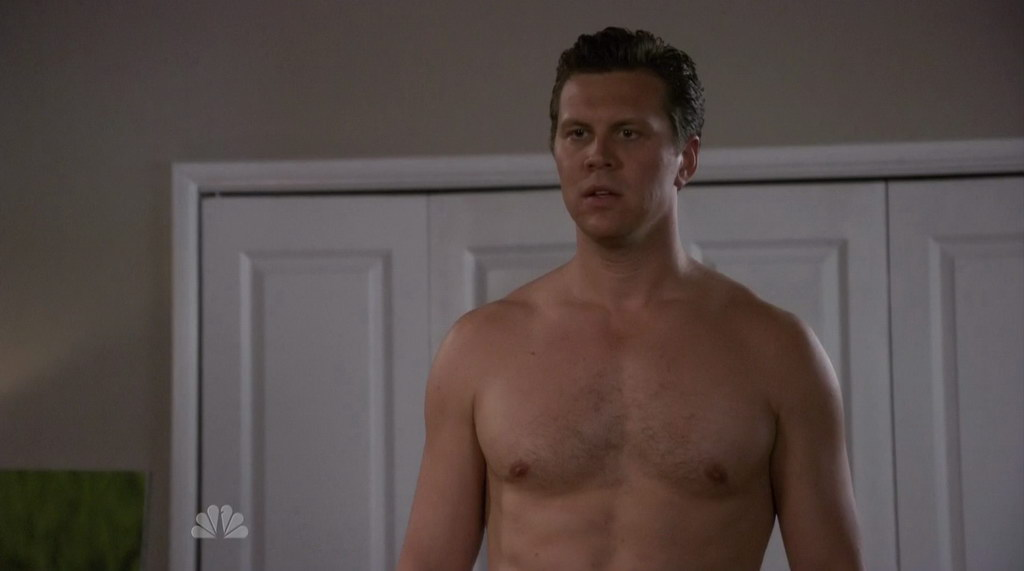 Alex Mcarthur Shirtless