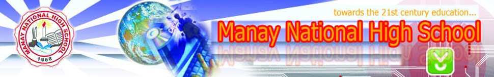 Manay National High School, Manay, Davao Oriental