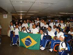 Delegação Brasileira rumo a Macau