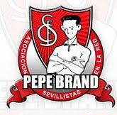 """""""Sevillismo desde la cuna"""" pertenece a la Asociación de Sevillistas en la Red Pepe Brand"""