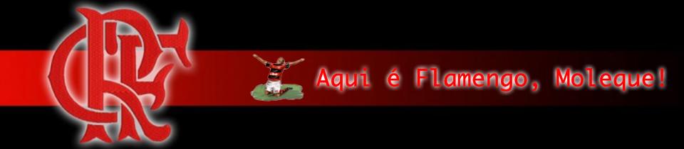 Aqui é Flamengo, Moleque!