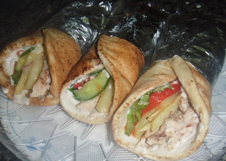 chicken-shavarma