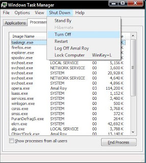 taskkkkkkk Super Fast Shut down in windows under 2 seconds!!