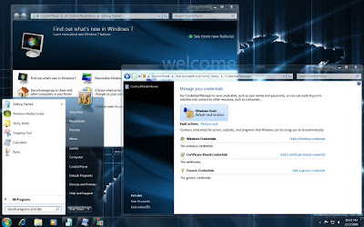 OneWorld Theme For Windows 7