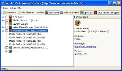 Software-UpToDate Keeps Your Softwares Updated