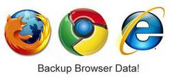 Backup Firefox, Chrome, Opera, Safari & Internet Explorer with a Single Tool