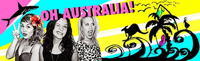 OH AUSTRALIA!