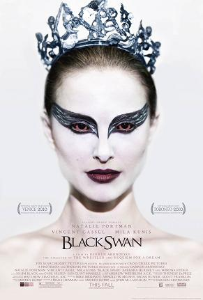 Darren Aronofsky's Black Swan is a bleak and disturbing meditation on mental