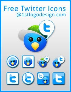 cool twitter icons 350+ Fresh Twitter Icons