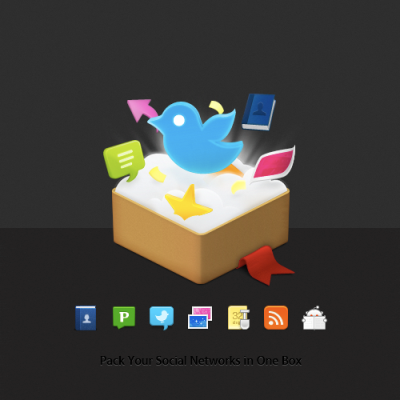 App Social Icon - EventBox
