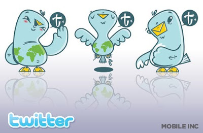 Global Twitter Icons