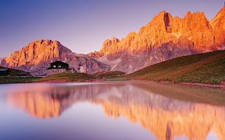 Parco Naturale Paneveggio Pale San Martino Wallpaper