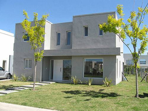 Solucion en propiedades casa racionalista en los sauces for Casas modernas nordelta
