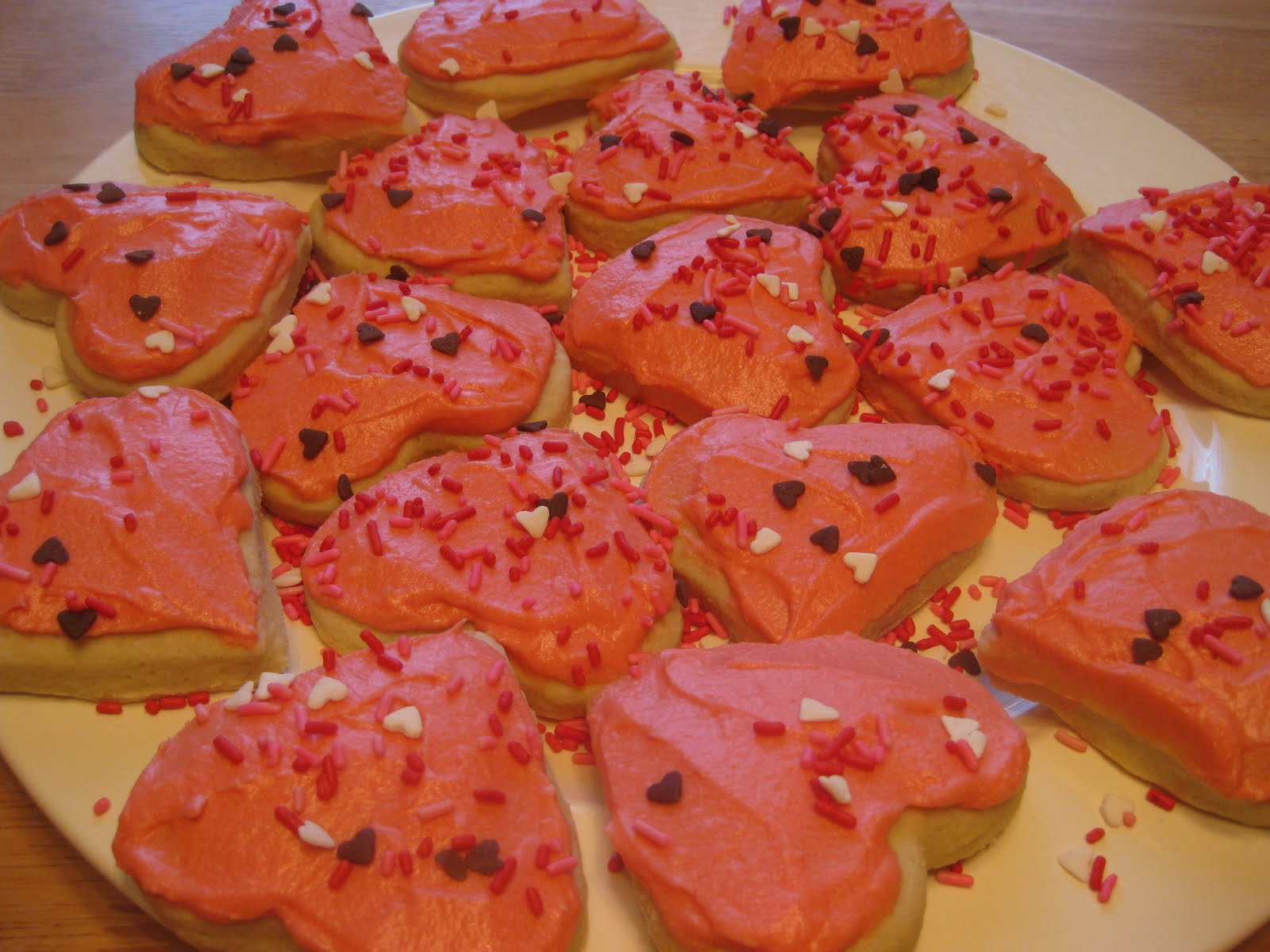 Time For Supper!: The Best Soft Sugar Cookies