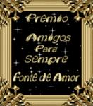 Premio AMISTAD