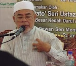 TUAN GURU DATO&#39; HARUN DIN PENGASAS DARUSSYIFA&#39;