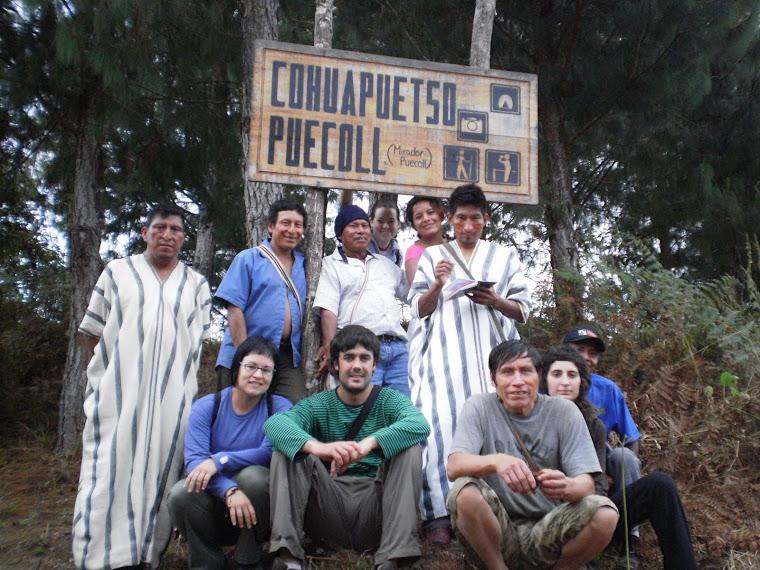 Trekking al Mirador Puecoll