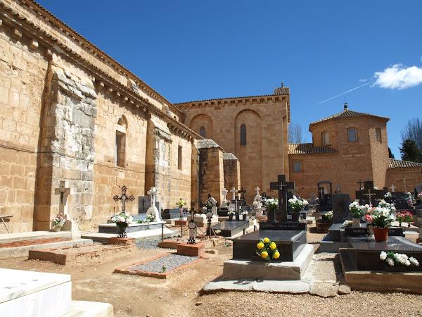 Monasterio de Santa Maria de las Huertas, Soria (foto de David)